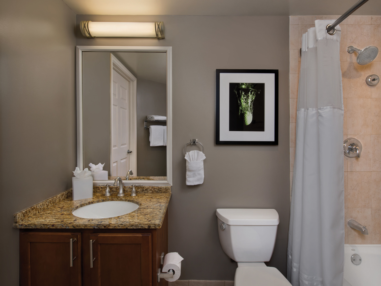 Marriott's Villas at Doral Guest Bathroom. Marriott's Villas at Doral is located in Miami, Florida United States.
