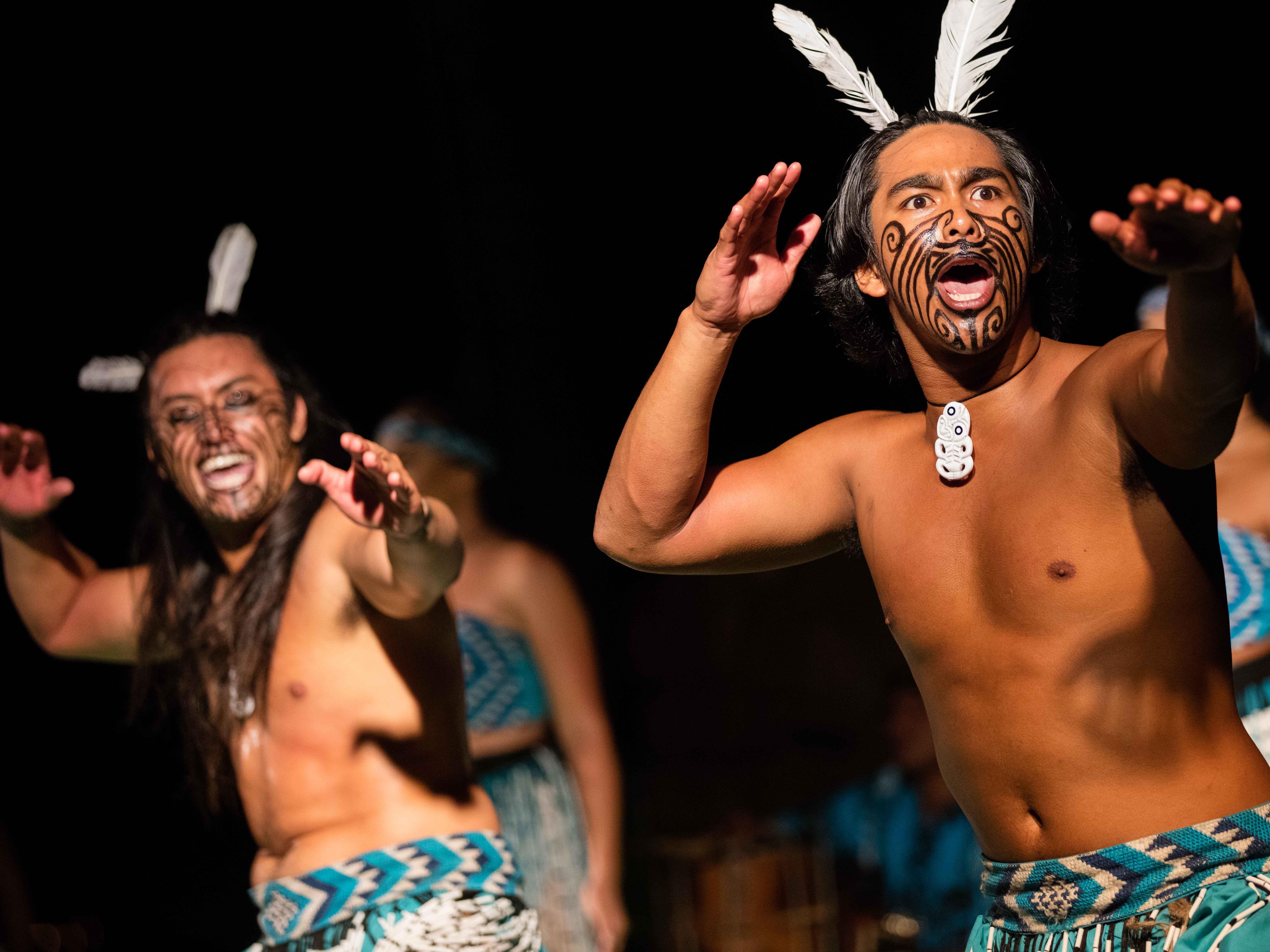 Marriott's Waikoloa Ocean Club Luau Performance. Marriott's Waikoloa Ocean Club is located in Waikoloa Beach, Big Island, Hawai'i United States.