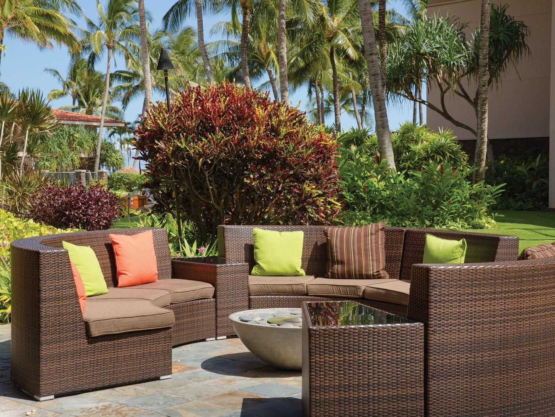 Marriott's Waiohai Beach Club Activities Lanai Seating. Marriott's Waiohai Beach Club is located in Koloa, Kauai, Hawai'i United States.