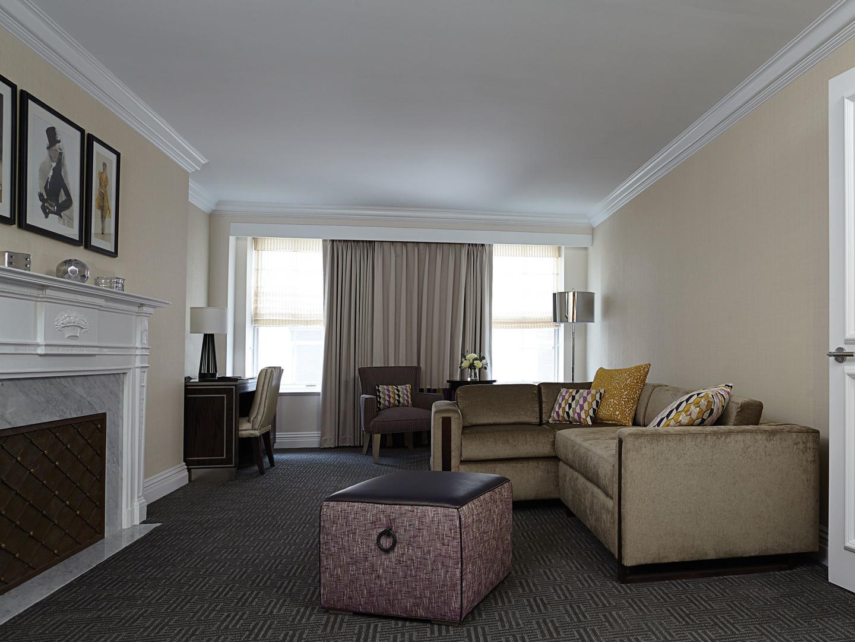 Marriott Vacation Club Pulse<span class='trademark'>®</span> at The Mayflower, Washington, D.C. Executive King Living Room. Marriott Vacation Club Pulse<span class='trademark'>®</span> at The Mayflower, Washington, D.C. is located in Washington, D.C. United States.
