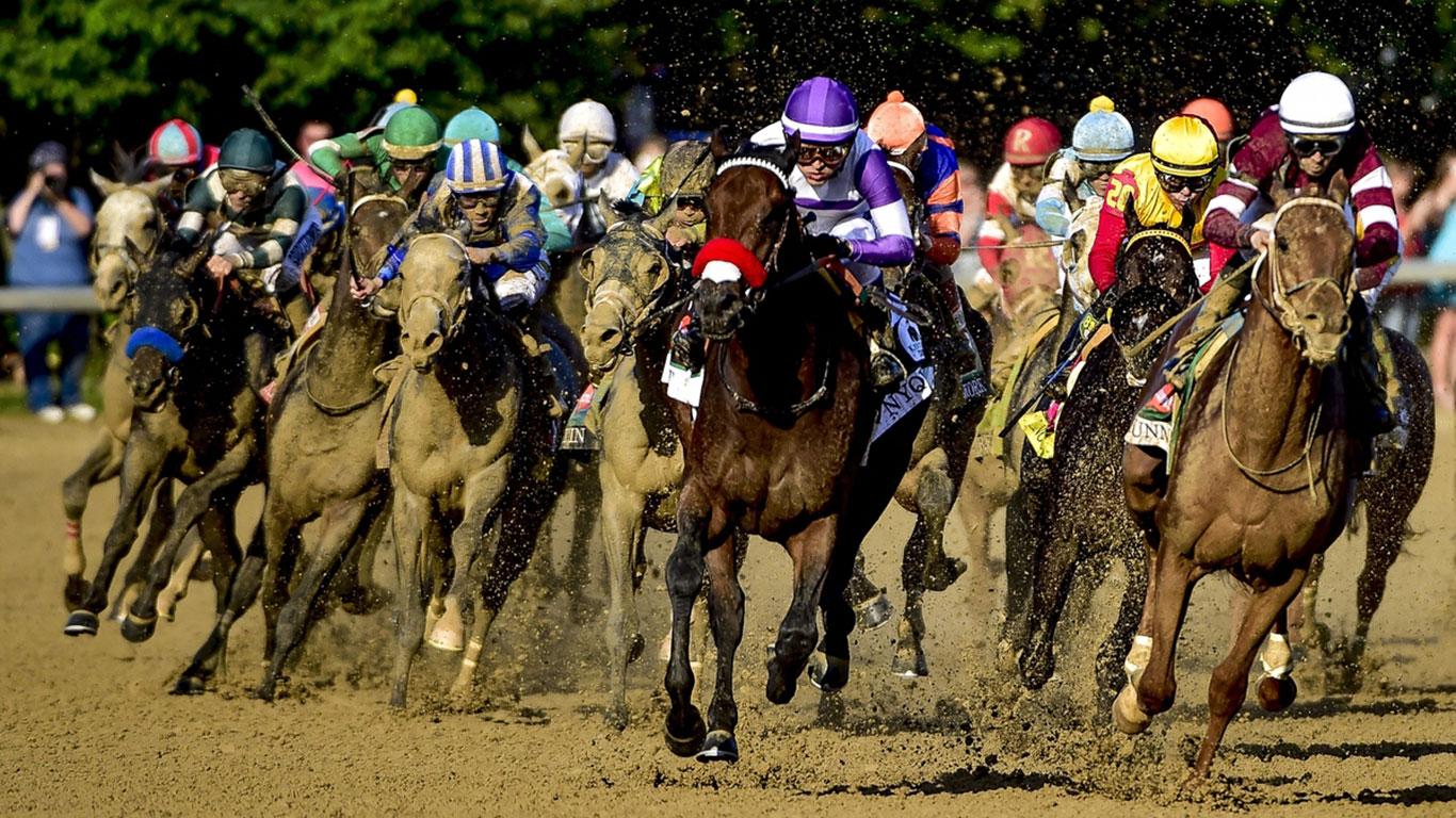 The Kentucky Derby Lexington Horse Farm Package