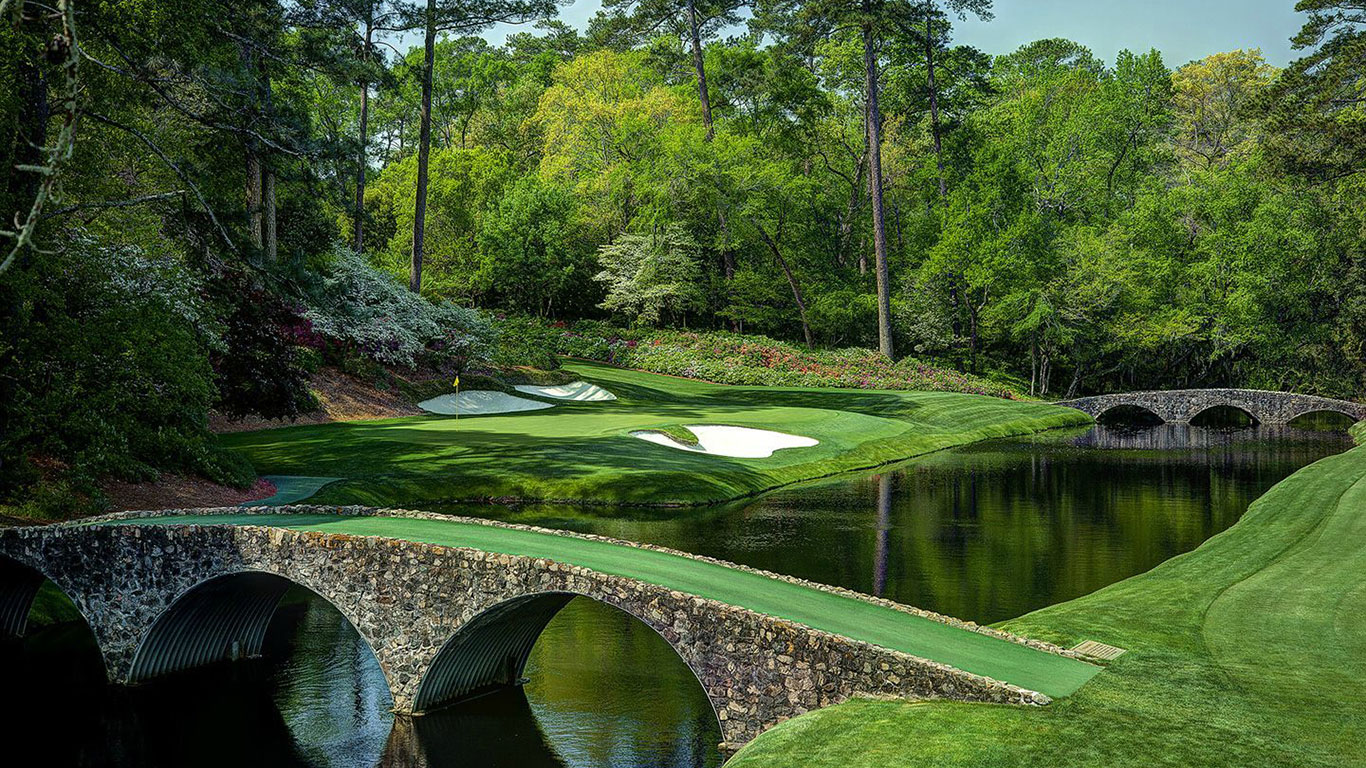 The Masters Golf Two Day Experience